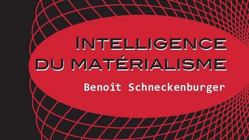 Couverture du livre Intelligence du matérialisme