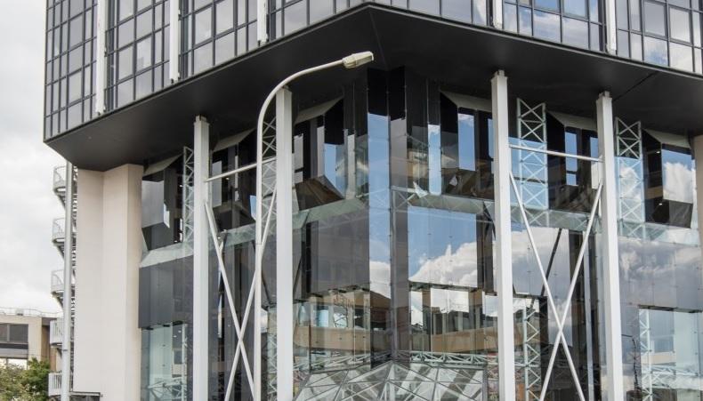 Photo de la Maison des Syndicats de Créteil (94)