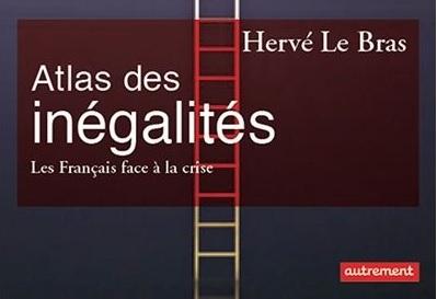 """Couverture du livre """"Atlas des inégalités"""""""
