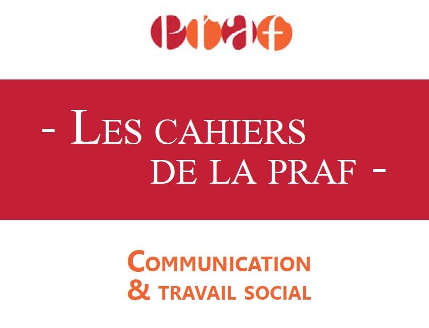 Couverture du n° des Cahiers de la PRAF