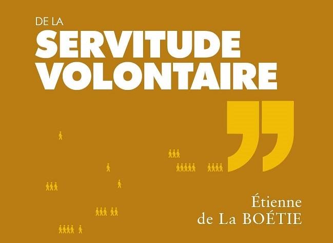 Couverture du Discours de la servitude volontaire