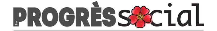 Logo du journal Le Progrès Social