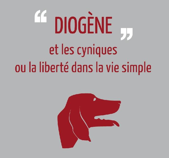 Couverture du livre de Helmer sur Diogène le cynique