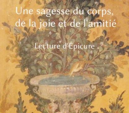 """Couverture du livre d'E. Lledo """"Une sagesse du corps..."""""""